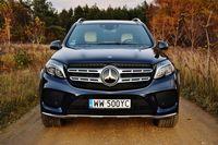 Mercedes-Benz GLS 500 4MATIC - przód