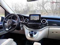 Mercedes-Benz Marco Polo - wnętrze