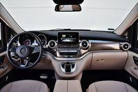 Mercedes-Benz V 250 d 7G-Tronic Exclusive - deska rozdzielcza