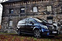 Mercedes-Benz V 250 d 7G-Tronic Exclusive - z przodu