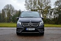 Mercedes-Benz V 250 d Exclusive - przód