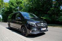 Mercedes-Benz V220d 4Matic - gdybym był bogaty…