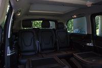 Mercedes-Benz V220d 4Matic - wnętrze