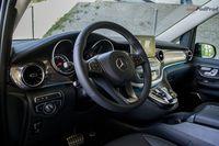 Mercedes-Benz V220d 4Matic - kierownica