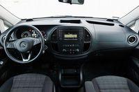 Mercedes-Benz Vito Mixto 114 CDI 7G-TRONIC 4MATIC - wnętrze