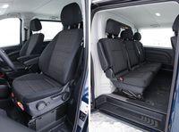 Mercedes-Benz Vito Mixto 114 CDI 7G-TRONIC 4MATIC - fotele