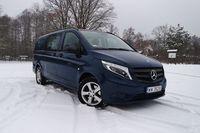 Mercedes-Benz Vito Mixto 114 CDI 7G-TRONIC 4MATIC - z przodu