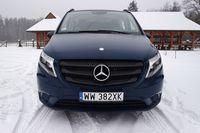 Mercedes-Benz Vito Mixto 114 CDI 7G-TRONIC 4MATIC - przód
