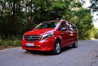 Mercedes-Benz Vito Tourer 119 CDI 4MATIC SELECT - z przodu