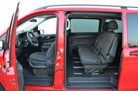 Mercedes-Benz Vito Tourer 119 CDI 4MATIC SELECT - fotele