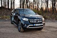 Mercedes-Benz X 250 d 4MATIC X POWER - z przodu