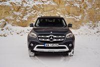 Mercedes-Benz X 350 d 4MATIC X Power - przód