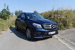 Perfekcyjny Mercedes-Benz GLE 350 d 4MATIC