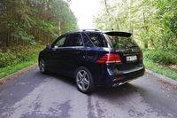Mercedes-Benz GLE 350 d 4MATIC - z tyłu