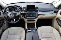 Mercedes-Benz GLE 350 d 4MATIC - wnętrze