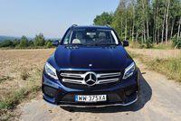 Mercedes-Benz GLE 350 d 4MATIC - przód