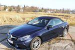 Prestiżowy Mercedes-Benz E350 BlueTEC Cabriolet
