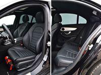 Mercedes C 180 7G-Tronic -  przednie i tylne fotele