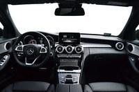 Mercedes C 220 BlueTEC 7G-Tronic - wnętrze