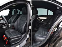 Mercedes C 220 BlueTEC - przednie i tylne fotele