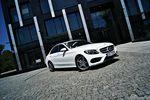 Mercedes C200 - kawał historii