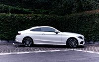 Mercedes C250 Coupe - profil
