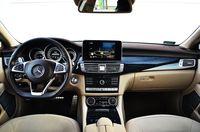Mercedes CLS 350 BlueTEC 7G-TRONIC PLUS 4MATIC - wnętrze