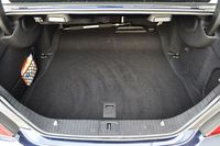 Mercedes CLS 350 BlueTEC 7G-TRONIC PLUS 4MATIC - bagażnik