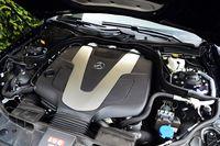 Mercedes CLS 350 BlueTEC 7G-TRONIC PLUS 4MATIC - silnik