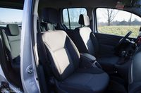 Mercedes Citan 112 AT - fotele, fot.2