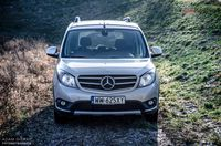 Mercedes Citan 112 AT - przód, fot.3