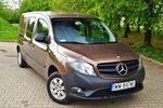 Mercedes Citan Mixto 111 CDI - kombivan dla firmy i rodziny