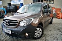 Mercedes Citan dla małej firmy