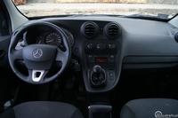 Mercedes Citan - wnętrze