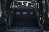 Mercedes Citan - przestrzeń ładunkowa