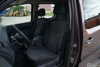Mercedes Citan - przednie fotele