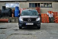 Mercedes Citan - przód