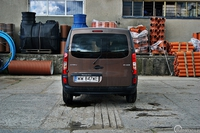 Mercedes Citan - tył