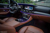 Mercedes E 220d Kombi - wnętrze