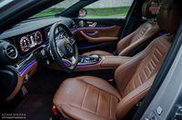 Mercedes E 220d Kombi - fotele