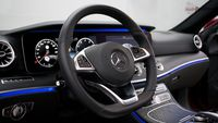 Mercedes E 400 Coupe 4Matic - kierownica