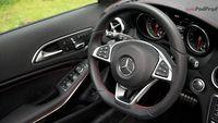 Mercedes GLA 220 4Matic - kierownica