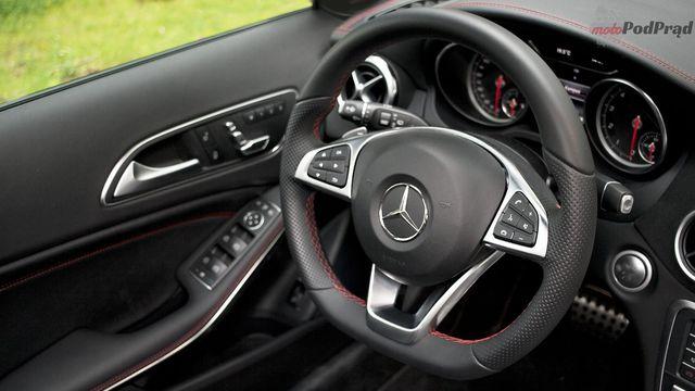 Mercedes GLA 220 4Matic - pierwsze wrażenie