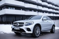 Mercedes GLC Coupe 250d - z przodu