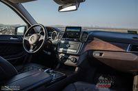 Mercedes GLS 500 - wnętrze