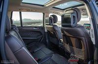 Mercedes GLS 500 - kanapa