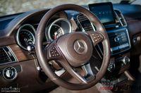 Mercedes GLS 500 - kierownica