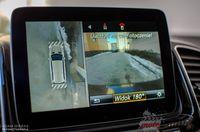 Mercedes GLS 500 - ekran