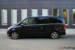 Mercedes Klasy V - van dla VIP-ów