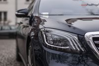 Mercedes S560L 4Matic - reflektor